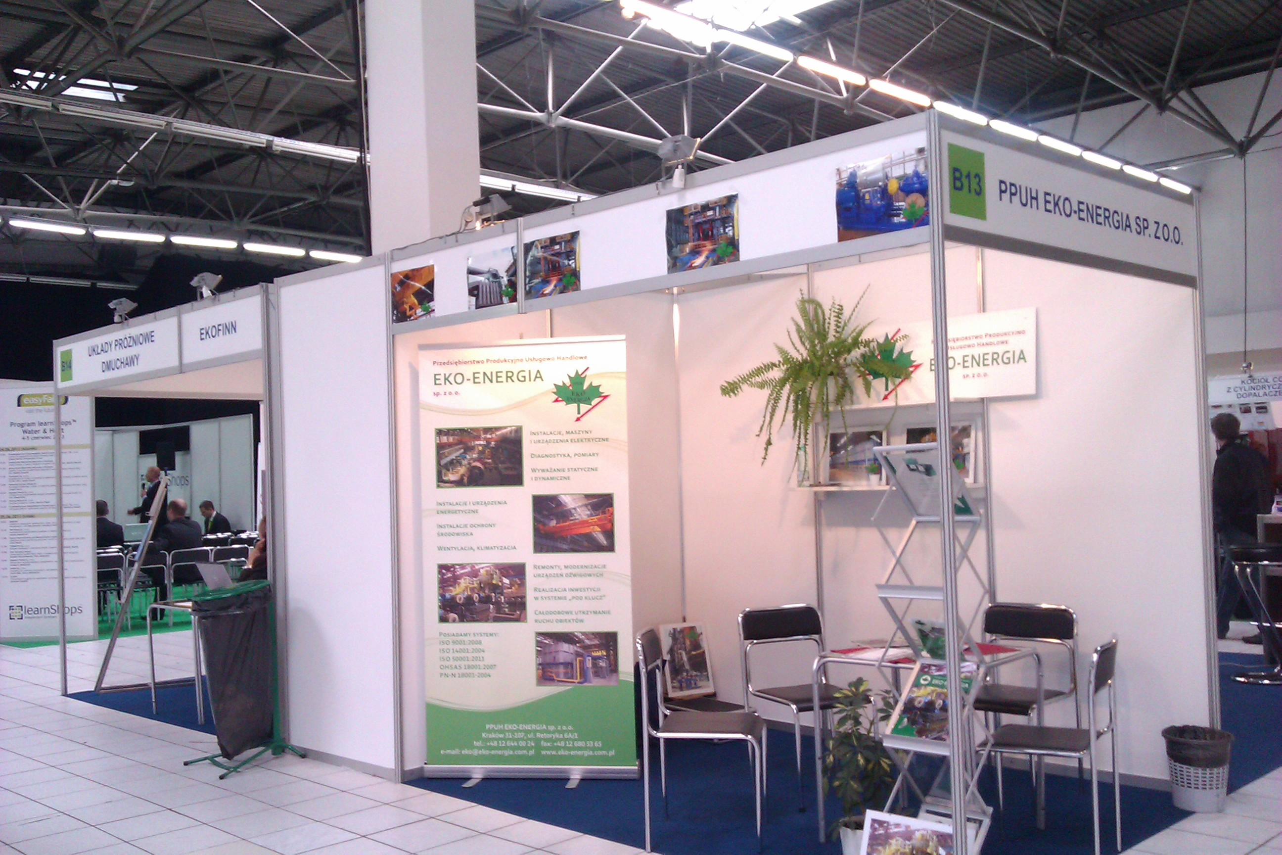 Eko-Energia targi 2013